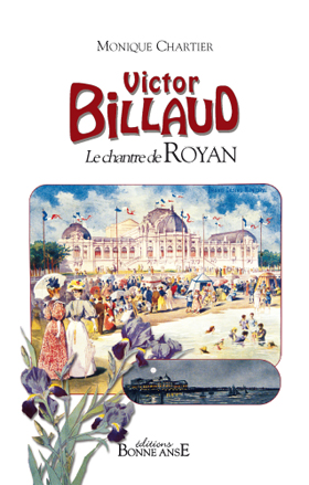 couverture du livre victor billaud, le chantre de royan